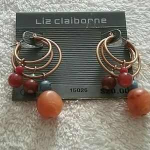 Vintage Liz Claiborne earrings